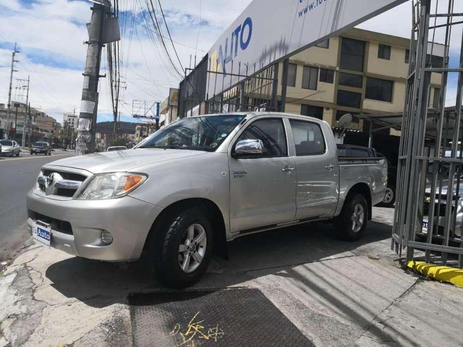 Toyota Hilux 2008 - 170000 km