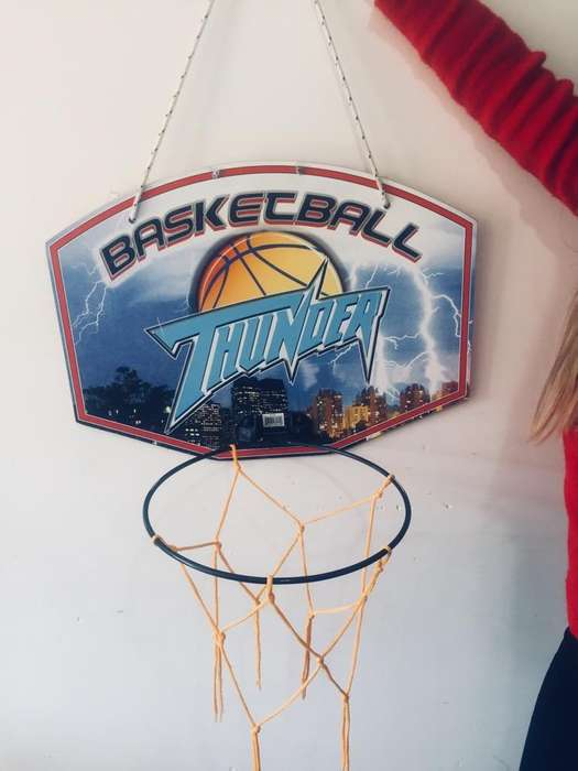 Basket Aro para Habitacion