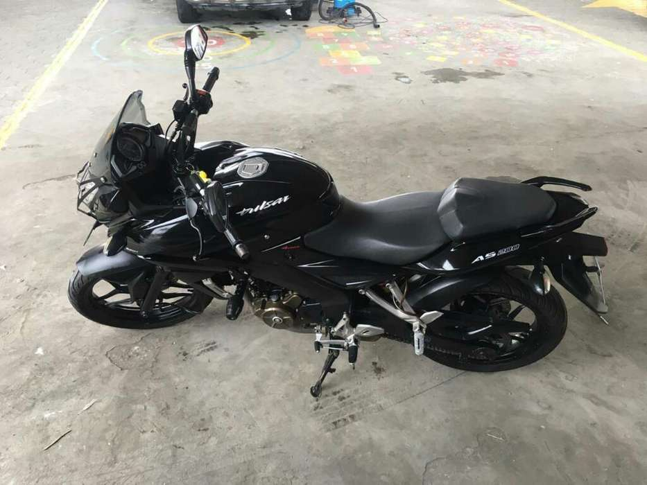 Moto Pulssar As 200