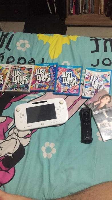 Consola Wii U Just Dance