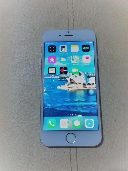 OFREZCAN Iphone 6 como nuevo NEGOCIABLE