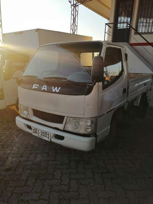 FAW Pick up 2011 - 10000 km