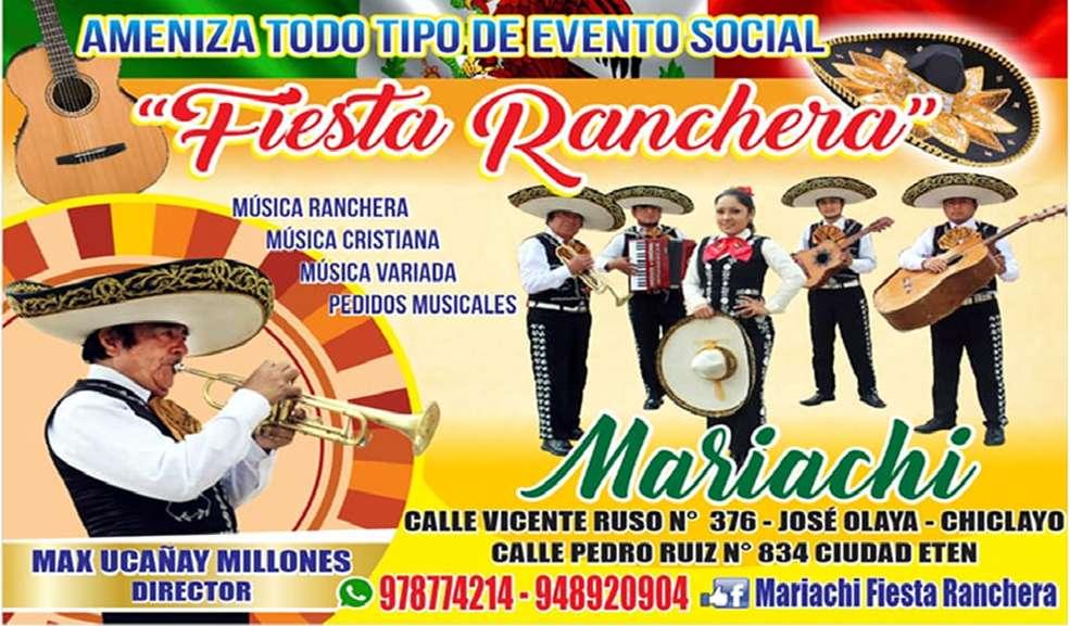 Mariachi Chiclayo 978774214