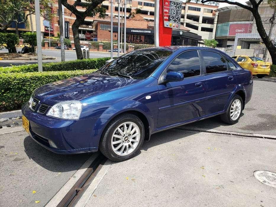 Chevrolet Optra 2005 - 123258 km