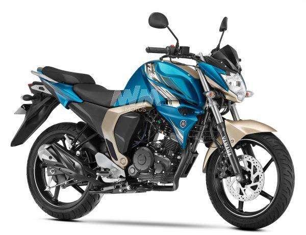 Moto Yamaha FZ 150 FI 0km Muñoz Marchesi
