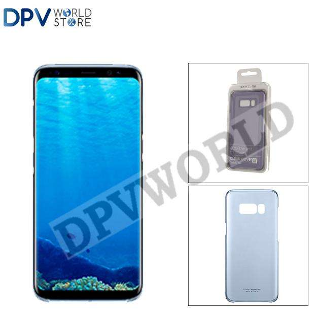 Estuche <strong>samsung</strong> Galaxy S8 S8 Plus Clear View Cover Note 9