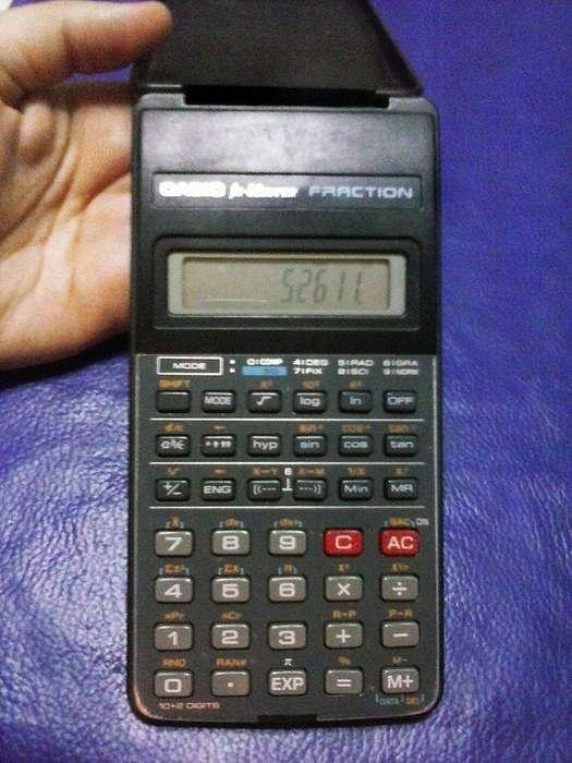 Calculadora Científica Casio fxSUPER Fraction