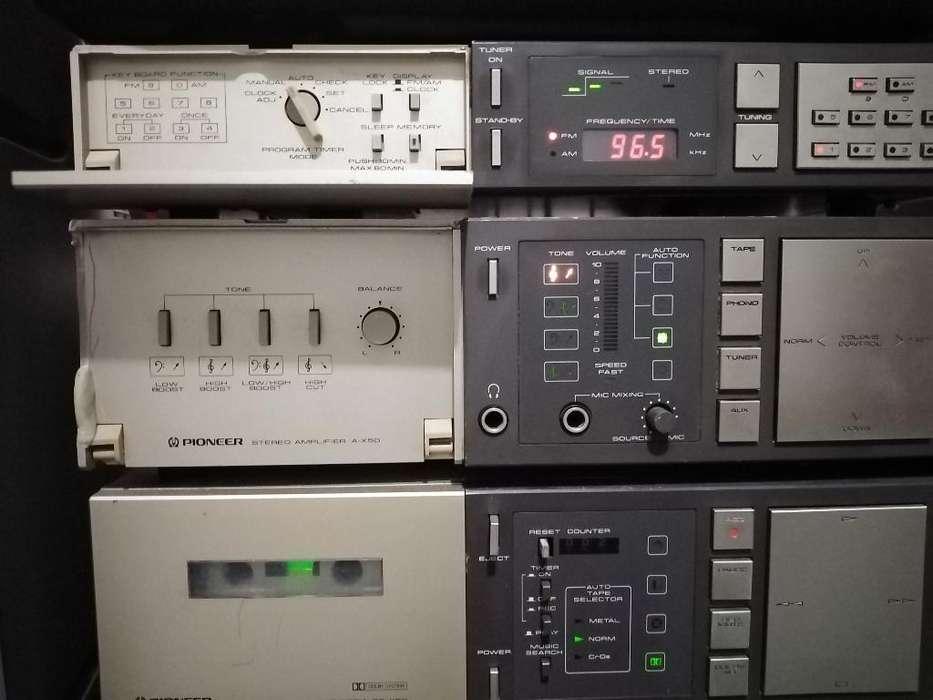 Amplificador Pioneer Ct-x50 Original