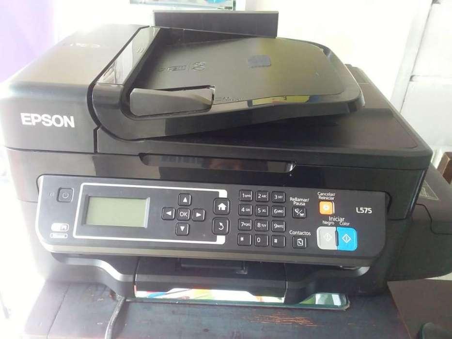 Venta Impresora multifuncional L575