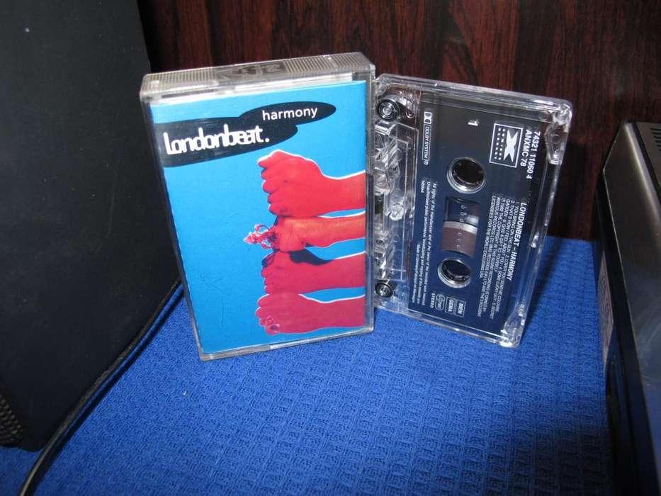 Londonbeat. - Harmony - Cassette ARG