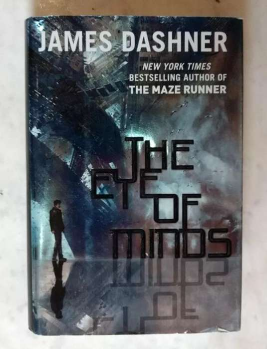 Libro The Eye Of Minds James Dashner