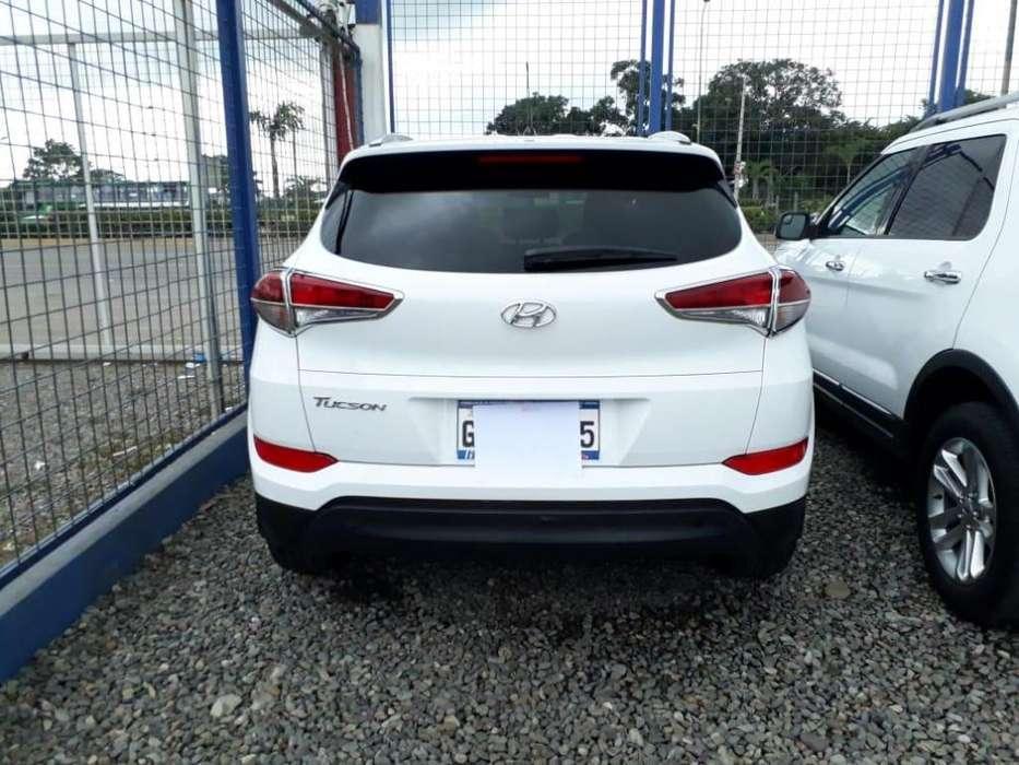 Hyundai Tucson 2018 - 35000 km