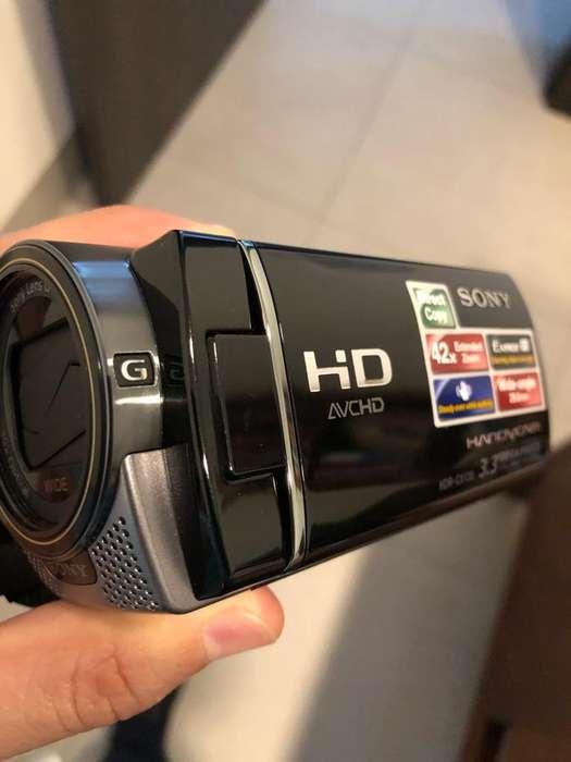 NUEVA!!! Filmadora Sony Hd Handycam