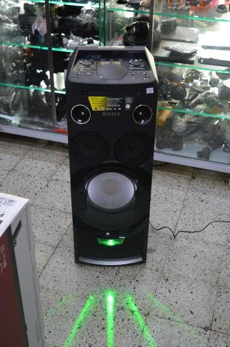 Bafle Activo Sony DJ MHC-V7D