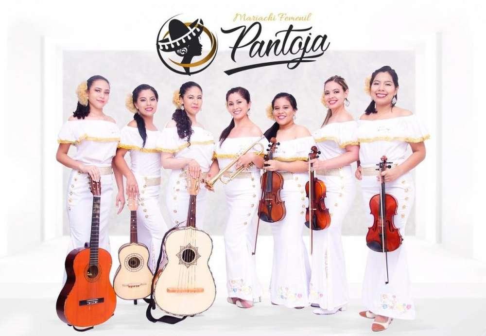 Mariachi Femenil Pantoja - Guayaquil