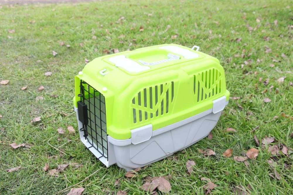 Jaula Transportadora Para Perros O Gatos