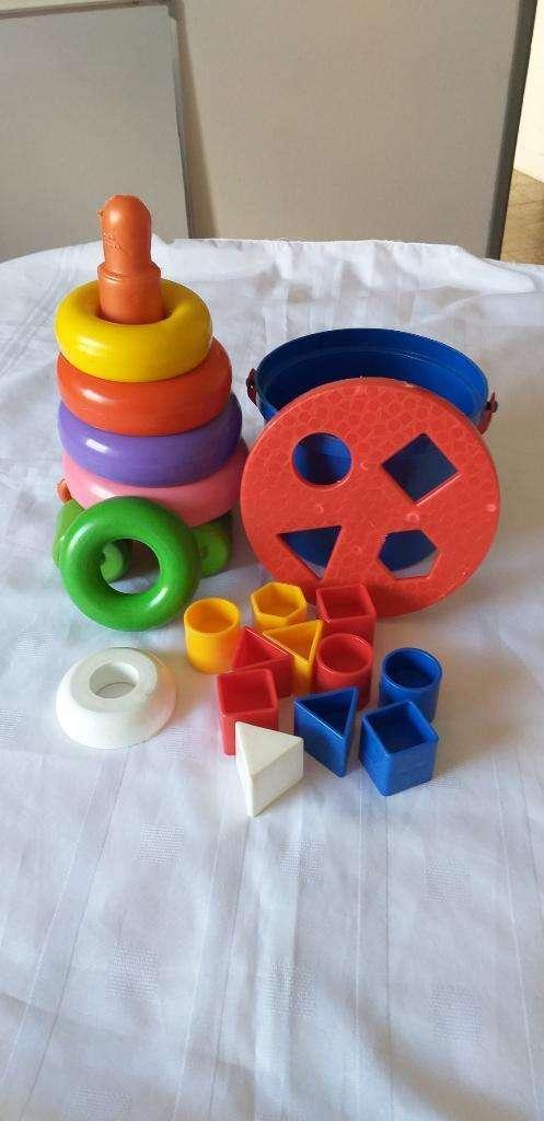 Juegos Didacticos con Piezas Completas