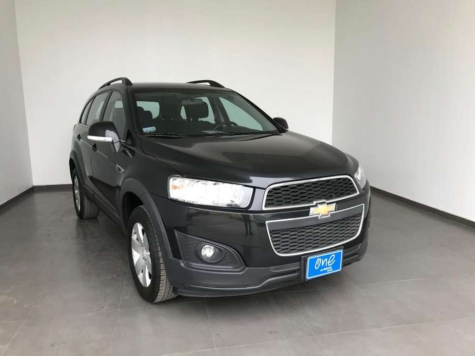Chevrolet Captiva 2014 - 31000 km