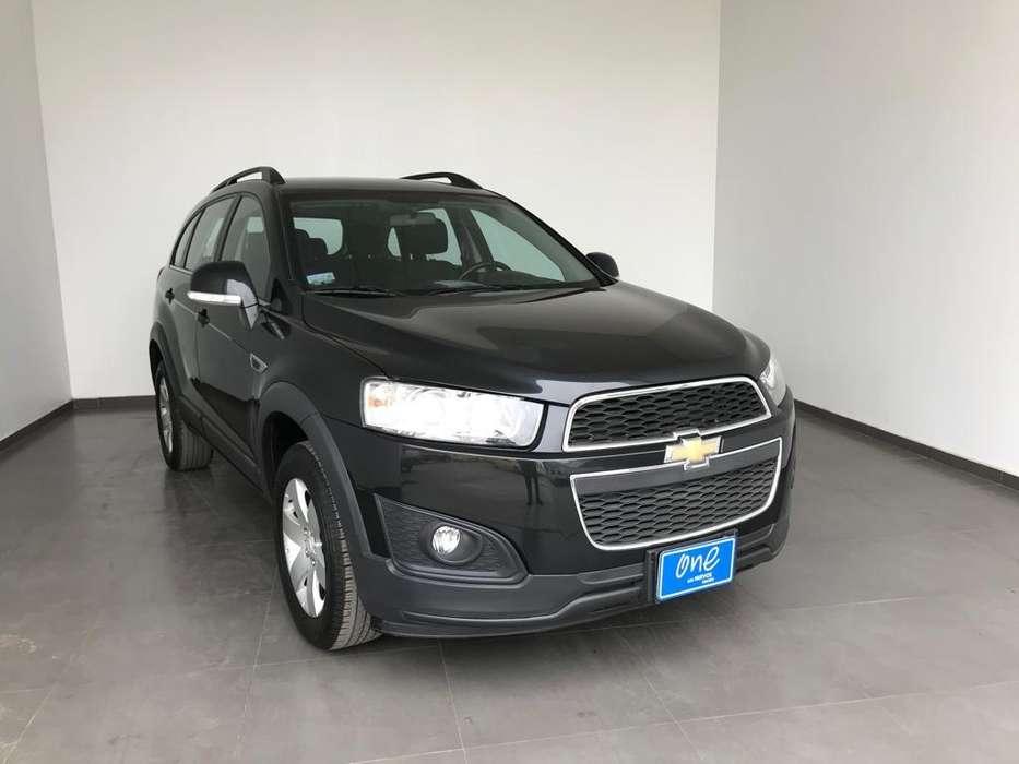 Chevrolet Captiva 2014 - 31000 km