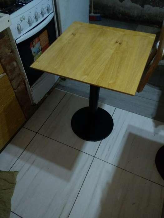 Mesa de Bar O Cafetería 60x60