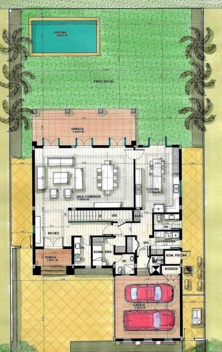Casa de venta en Samborondon, Aires del Batan, Guayas