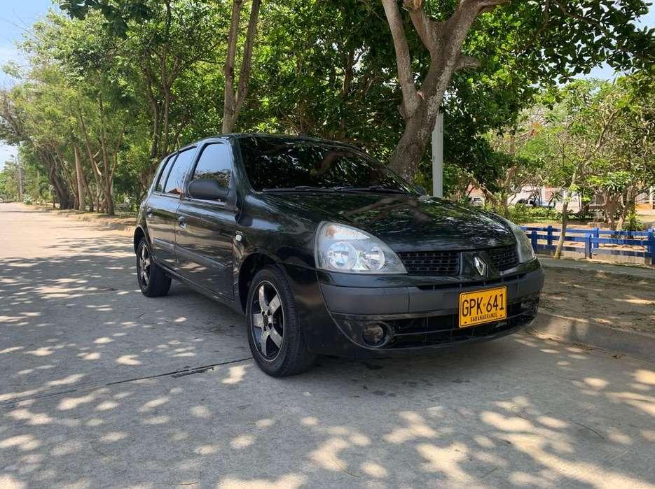 Renault Clio  2007 - 86000 km