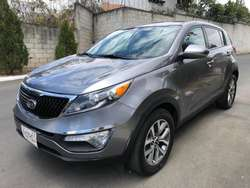 Kia Sportage 2015 All Wheel Drive 2.4 tiptronic