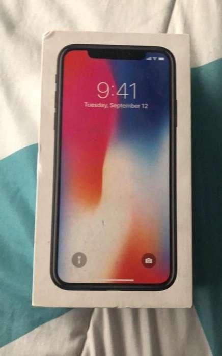 iPhone X 64G Segunda Mano