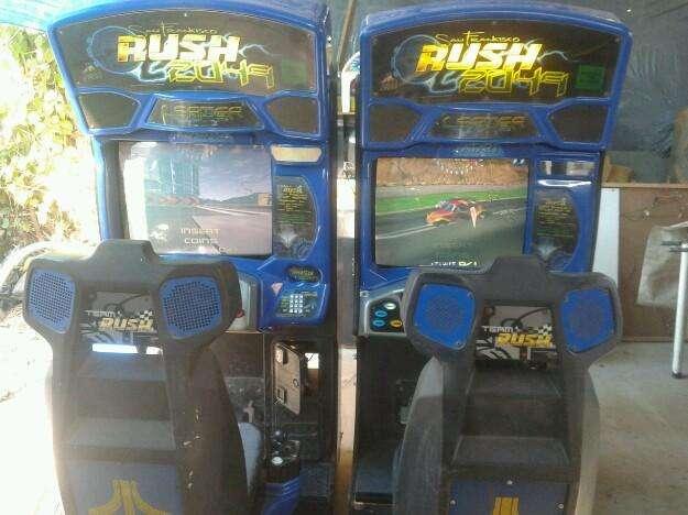 Arcade San Francisco Rush