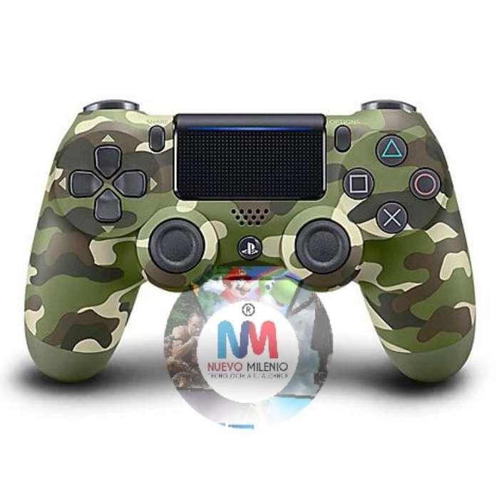 Control Camuflado Play 4