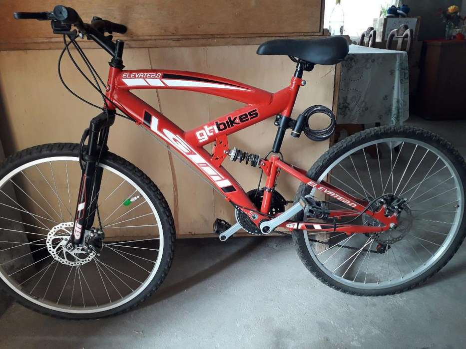 Vendo Bicicleta Ring 26
