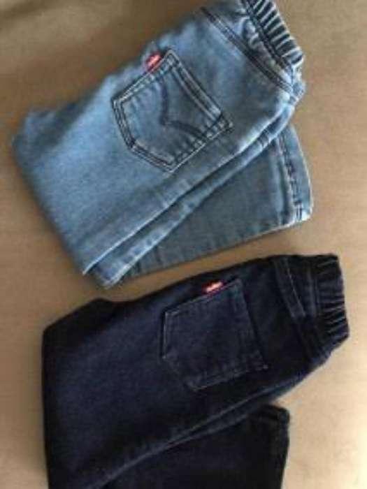 Jeans Niña Marca Tribu