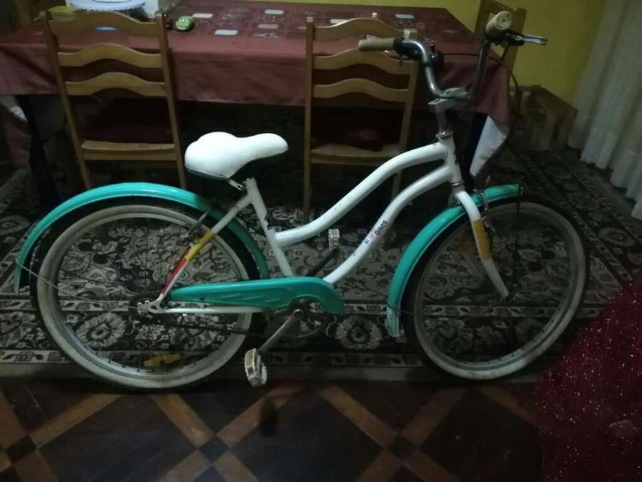 Bicicleta de Paseo para Dama.lg Bikes.