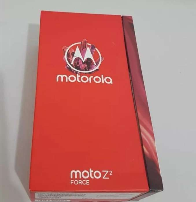 Moto Z2 Force Moto Mod Parlante, <strong>bateria</strong>