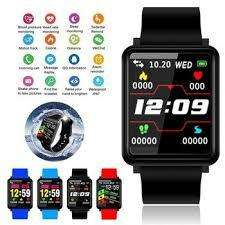 2041a275b700 Reloj Brazalete Inteligente Impermeable Deportivo F1
