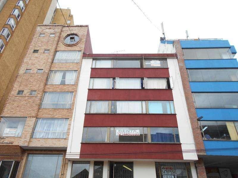 <strong>apartamento</strong> En Arriendo En Bogota Chapinero Central Cod. ABACE2559
