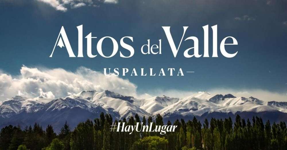 Vendo terrenos desde 3000 m2-B Privado Uspallata Mendoza