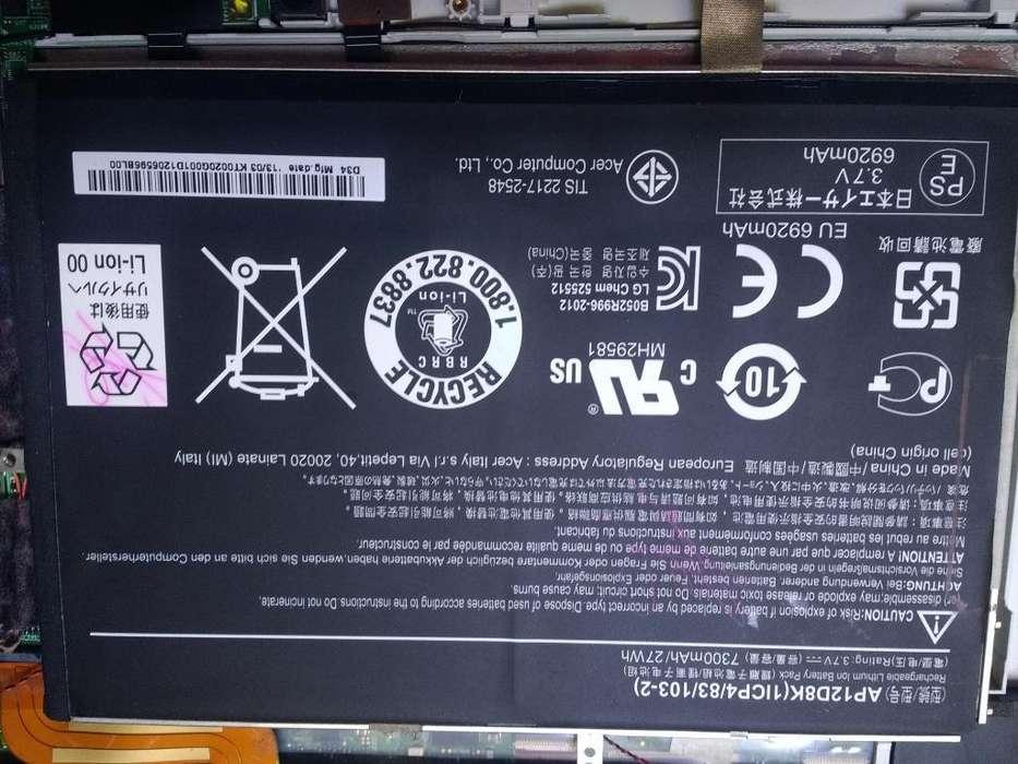 Bateria Original Acer Iconia W510