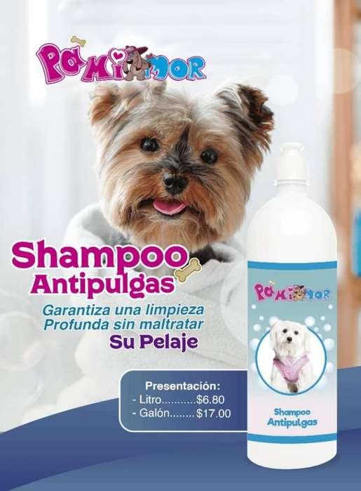 Shampoo Antipulgas Pamimor