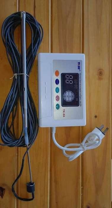 Control Termotanque Solar Tk8a