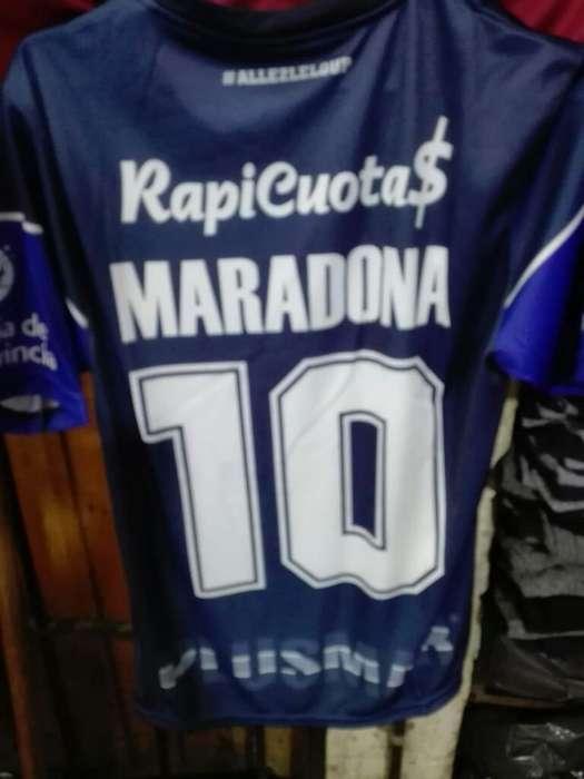Camiseta Nueva de Maradona