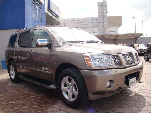 Nissan Armada 2006 - 60000 km