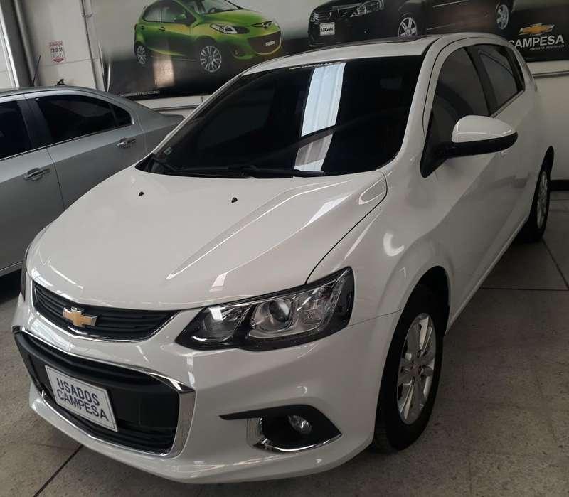 Chevrolet Sonic 2017 - 15000 km