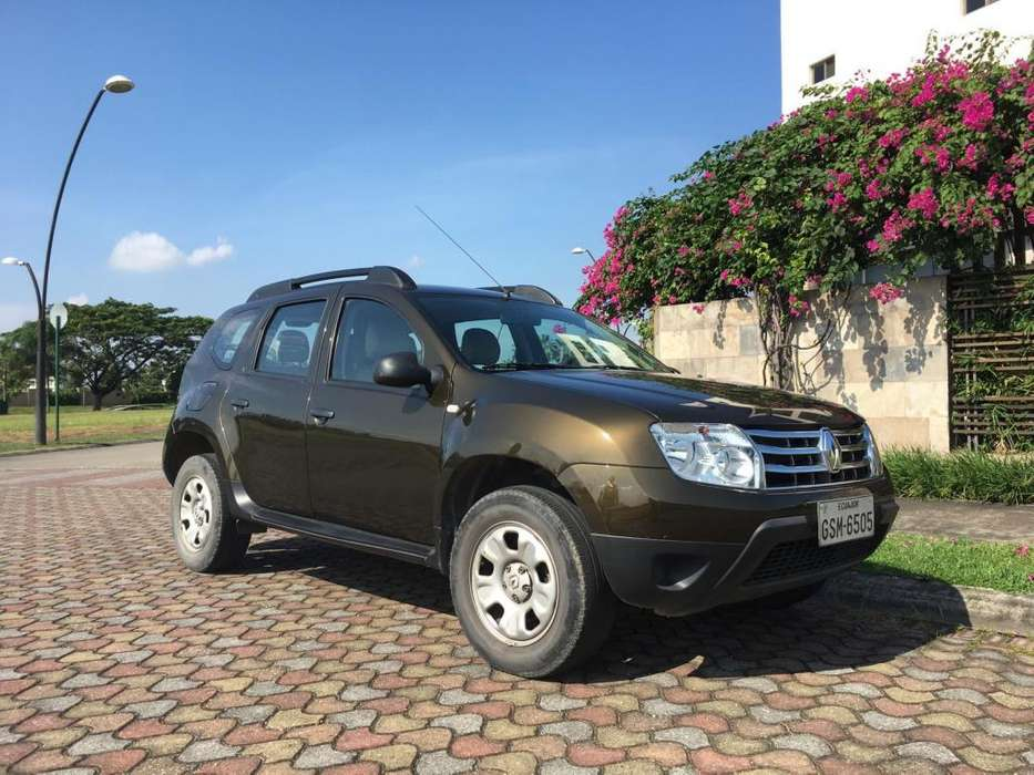 Renault Duster 2015 - 120000 km