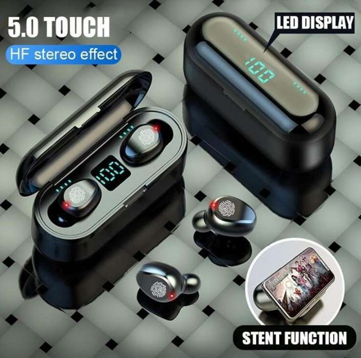 Tws H9 Audifonos Inalambricos Bluetooth