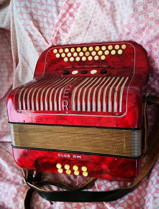 acordeon verdulera HOHNER alemana para chamame