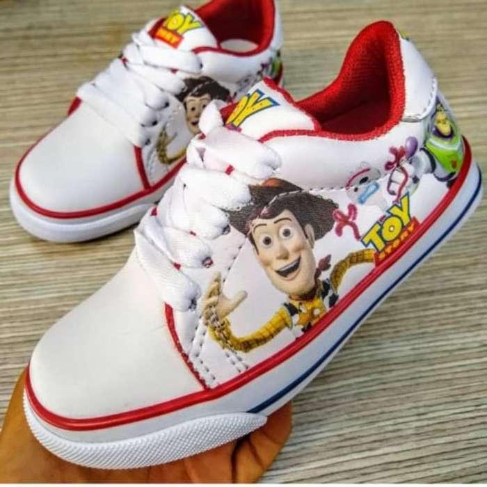 Tenis para Niños Toy Story desde 21 a 33