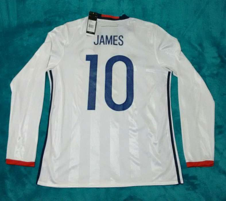 Sel. Colombia 2016 James 10 Original