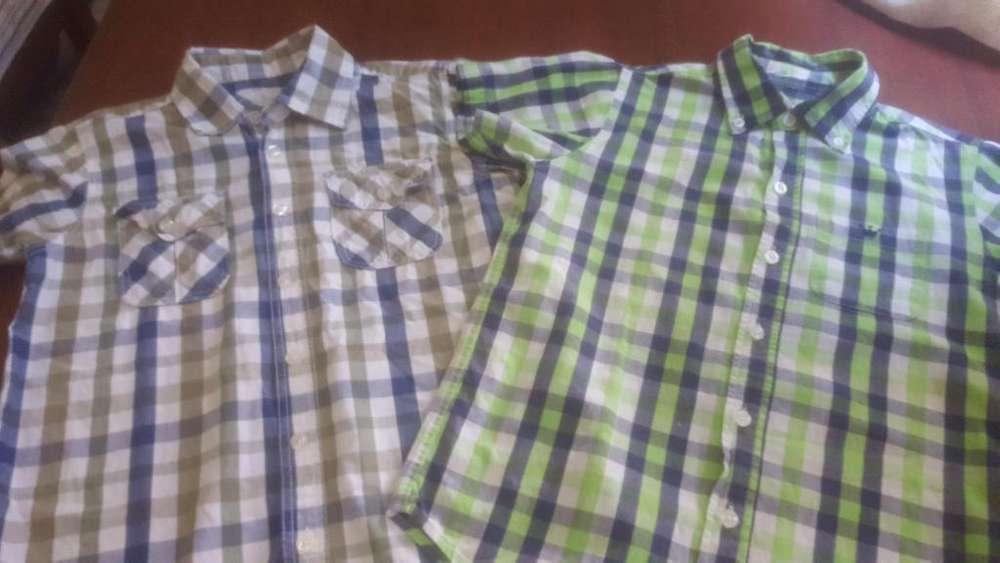 Camisa de Niño Epk Talla 8 Y 10