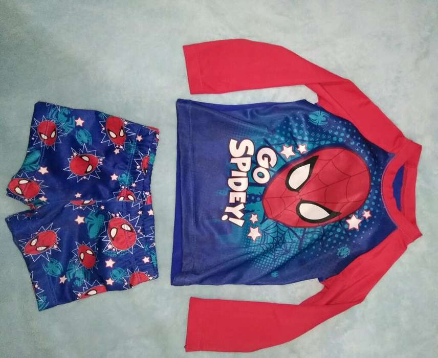 Vendo Vestido de Baño Niño 2t